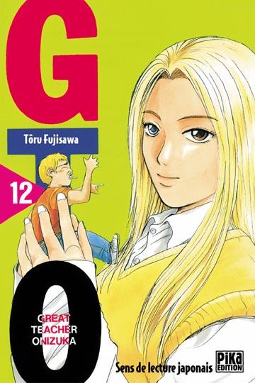 GTO - Volume 12  - Tome 12 - Moyen format