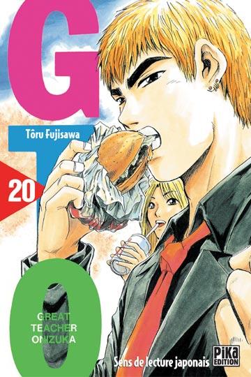 GTO - Volume 20  - Tome 20 - Moyen format