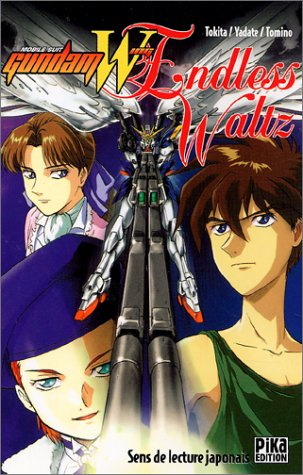 Gundam Wing Mobile Suit Gundam Wing Endless Waltz