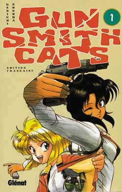 GUN SMITH CATS - Tome 1  - Tome 1 - Moyen format