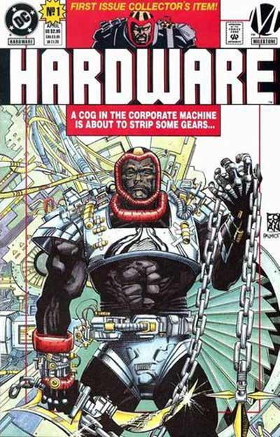 Hardware  -  Volume 1 (Collector's Edition)  - Tome 1