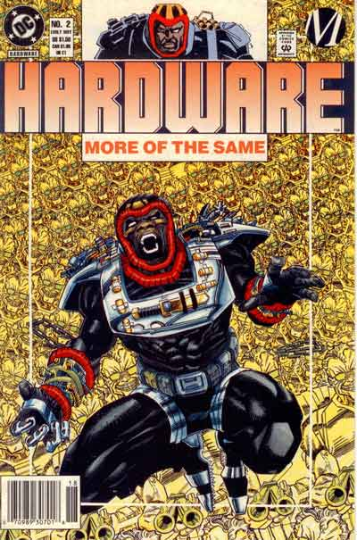 Hardware  -  More of the same  - Tome 2