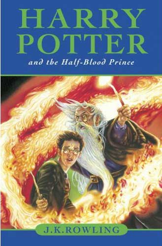 Harry Potter  -  Harry Potter and the Half-Blood Prince  - Tome 6