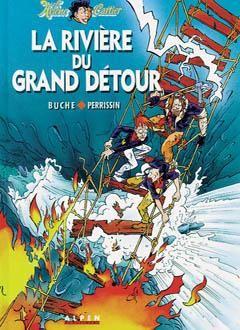 HÉLÈNE CARTIER - La rivière du grand détour  - Tome 2 - Grand format