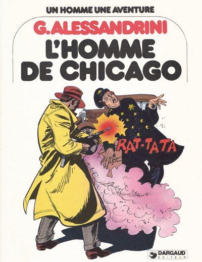 HOMME DE CHICAGO (L') - L'homme de Chicago - Grand format