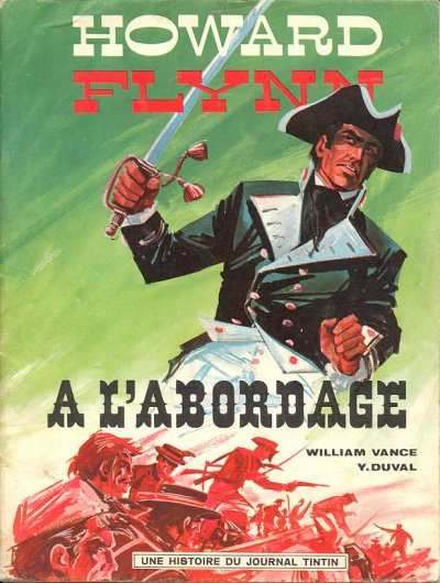 HOWARD FLYNN - A L'abordage  - Tome 2 - Grand format