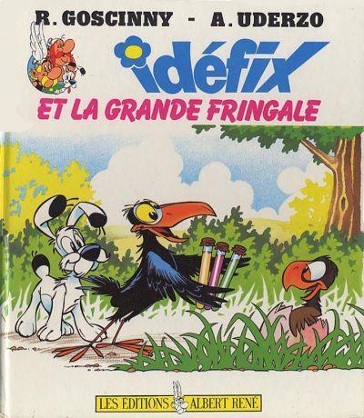 IDÉFIX - et la grande fringale  - Tome 18 - Grand format