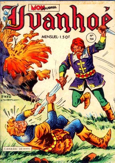 IVANHOÉ - Le piège de Selkirk  - Tome 154 - Moyen format