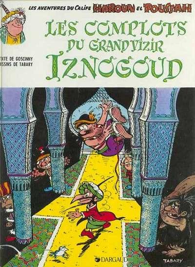 IZNOGOUD - Les complots du grand vizir Iznogoud  - Tome 2 (c) - Grand format