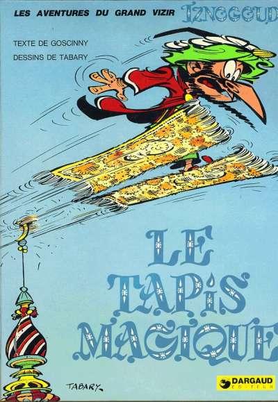 IZNOGOUD - Le tapis magique  - Tome 9 (a) - Grand format