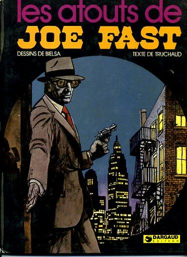 JOE FAST - Les atouts de Joe Fast  - Tome 2 - Grand format