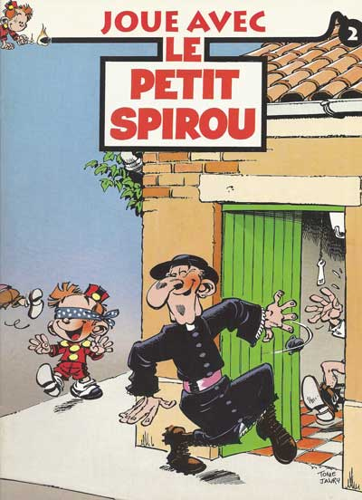 JOUE AVEC LE PETIT SPIROU - Numéro 2  - Tome 2 - Grand format