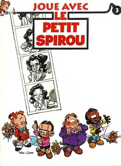 JOUE AVEC LE PETIT SPIROU - Numéro 3  - Tome 3 - Grand format