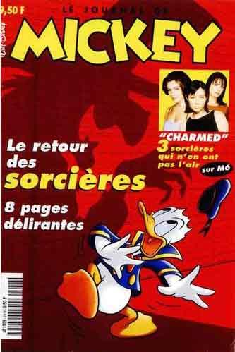 JOURNAL DE MICKEY (LE) - 2438 - Le retour des sorcières - Grand format