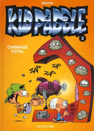 Kid Paddle  -  Carnage Total  - Tome 2 (d)