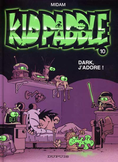 KID PADDLE - Dark, j'adore !  - Tome 10 - Grand format