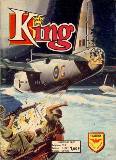 KING (POCHE) - Aventure en Birmanie  - Tome 35 - Moyen format