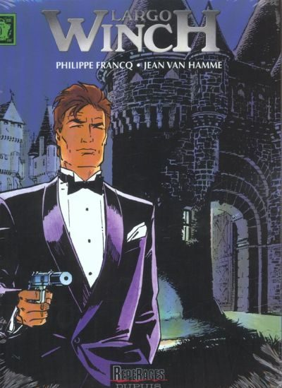 LARGO WINCH - OPA / Business Blues (COF2) - Grand format