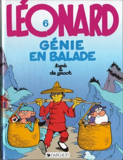 LÉONARD - Génie en balade  - Tome 6 (a) - Grand format
