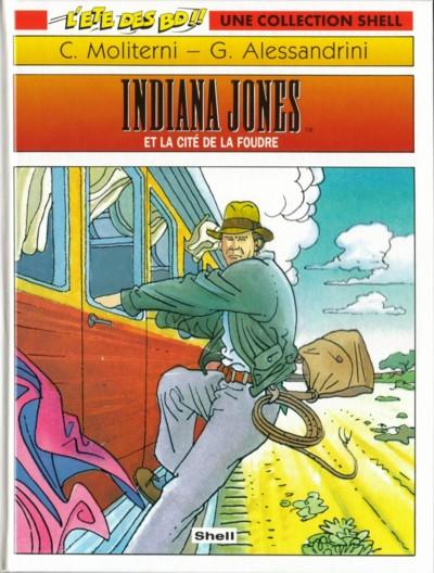 INDIANA JONES - Indiana Jones et la cité de la foudre  - Tome 2 - Grand format