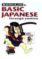 Basic Japanese Through Comics