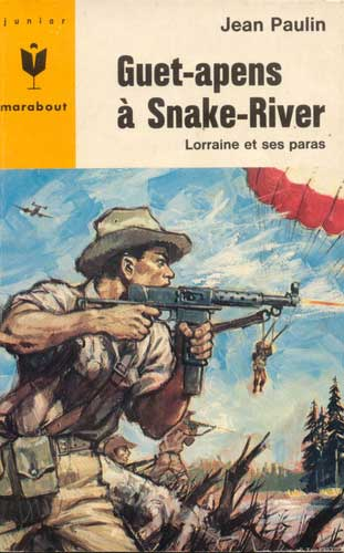 Collection Marabout Junior  -  Guet-apens à Snake-River  - Tome 307