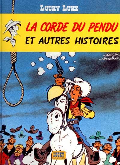 LUCKY LUKE - La corde du pendu  - Tome 49 (c) - Grand format