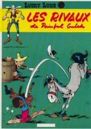 LUCKY LUKE - Les rivaux de Painful Gulch  - Tome 19 (FL) - Grand format