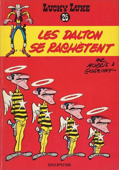 LUCKY LUKE - Les Dalton se rachètent  - Tome 26 (b) - Grand format