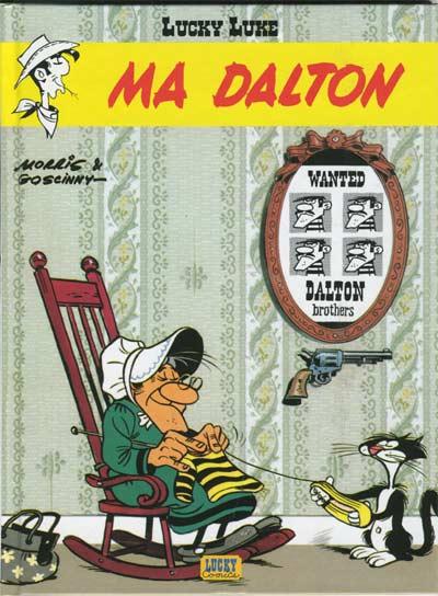 LUCKY LUKE - Ma Dalton  - Tome 38 (e) - Grand format