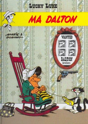 LUCKY LUKE - Ma Dalton  - Tome 38 (FL) - Grand format