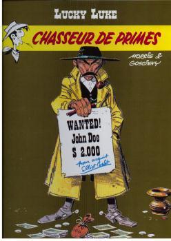 LUCKY LUKE - Chasseur de primes  - Tome 39 (FL) - Grand format