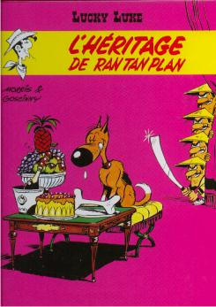 LUCKY LUKE - L'héritage de Rantanplan  - Tome 41 (FL) - Grand format