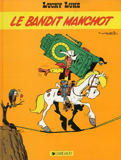 LUCKY LUKE - Le bandit manchot  - Tome 48 - Big format