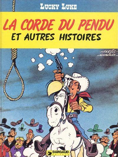 LUCKY LUKE - La corde du pendu  - Tome 49 (a) - Grand format