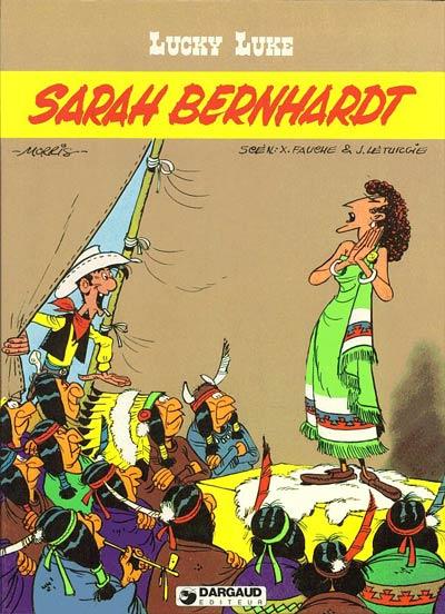 LUCKY LUKE - Sarah Bernhardt  - Tome 50 - Grand format