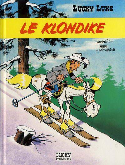 LUCKY LUKE - Le Klondike  - Tome 65 - Grand format