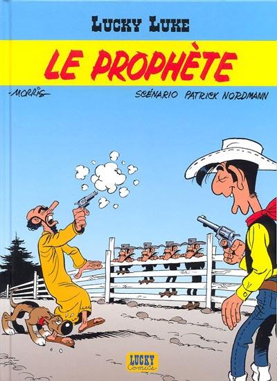 LUCKY LUKE - Le prophète  - Tome 68 - Grand format