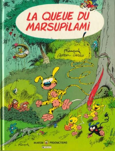 MARSUPILAMI - La queue du marsupilami  - Tome 1 - Grand format