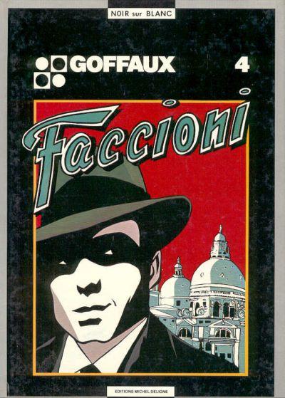 MAX FACCIONI - Faccioni  - Tome 1 - Grand format