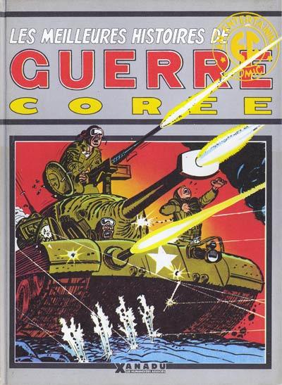 MEILLEURES HISTOIRES DE... (LES) - Les meilleures histoires de Guerre - Corée  - Tome 4 - Grand format