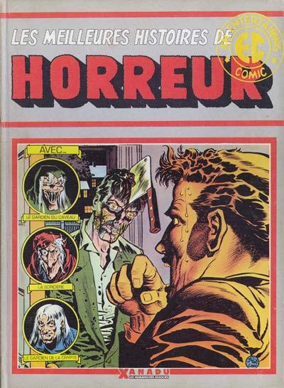 MEILLEURES HISTOIRES DE... (LES) - Les meilleures histoires d'horreur  - Tome 5 - Grand format