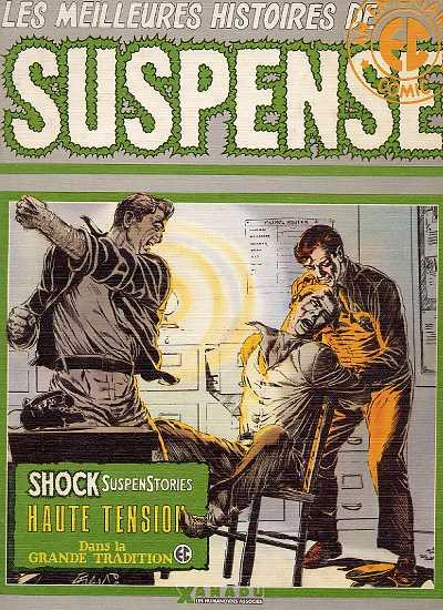 MEILLEURES HISTOIRES DE... (LES) - Les meilleures histoires de suspense  - Tome 3 - Grand format