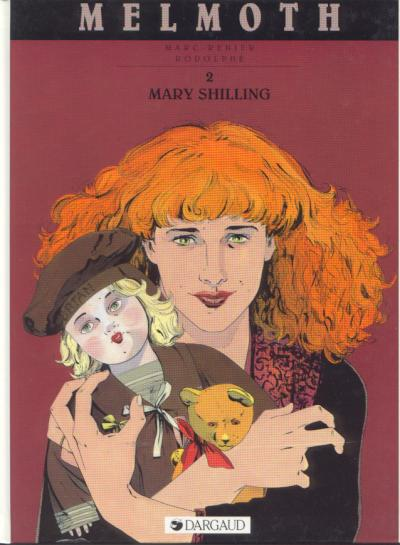 MELMOTH - Mary Shilling  - Tome 2 - Grand format