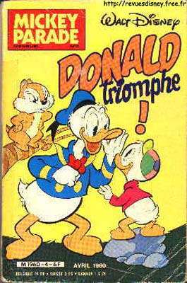 Mickey Parade  -  Donald Triomphe!  - Tome 4