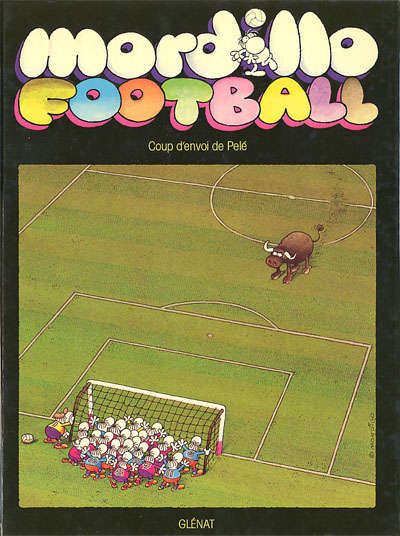 (AUT) Mordillo  -  Mordillo Football  - Tome 4