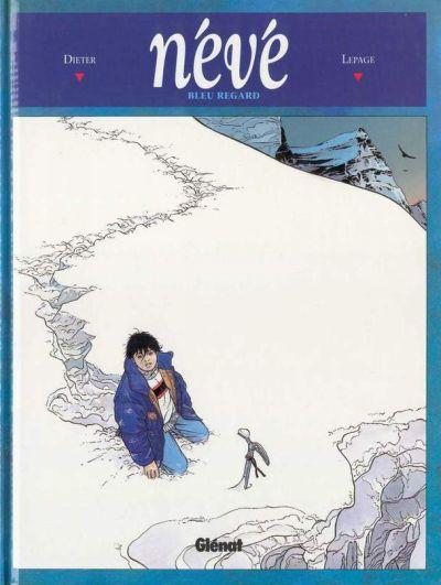 NÉVÉ - Bleu regard  - Tome 1 (a) - Grand format