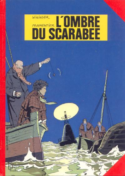 NICÉPHORE VAUCANSON - L'ombre du scarabée  - Tome 2 - Grand format