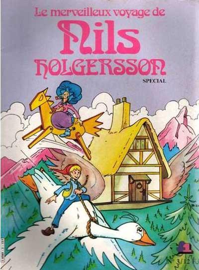 NILS HOLGERSSON (SPÉCIAL) - Le trésor dans l'arbre  - Tome 3 - Grand format