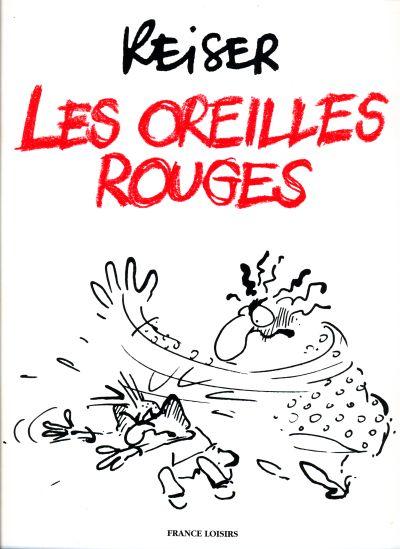 OREILLES ROUGES (LES) - Les oreilles rouges (FL) - Grand format